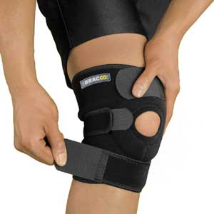 Bracoo Open-Patella Brace, KS10