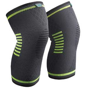 Compression Knee Brace by Sable
