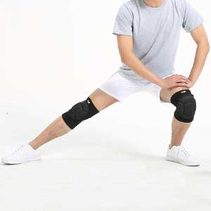 Thick Sponge Anti-Slip Protective Knee Pads