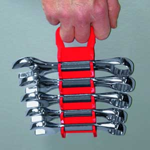 Gripper Stubby Wrench Organizer by Ernst Manufacturing