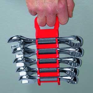 Gripper Stubby Wrench Organizer by Ernst Manufacturing