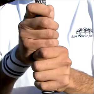 Ten-finger grip