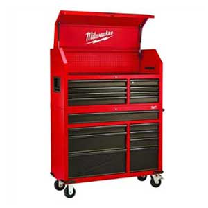 Heavy-Duty 16 Drawer Tool Chest By Milwaukee