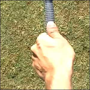 Left Hand position 3
