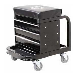 Omega Black Tool Box