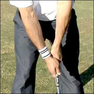 Right Hand Position 2