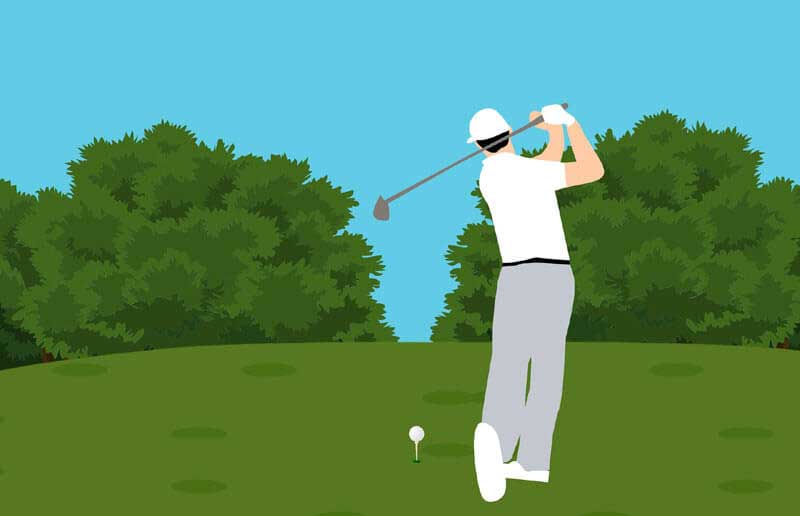 10 tips on how to get better at Golf without lessons