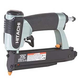 Hitachi NP35A Pin Nailer 23 Gauge, Accepts 58 to 1-38 Pin Nails, Micro Pinner with Depth Adjustment, 5 Year Warranty